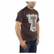 TANKED Braun T-Shirt, braun Bild 2
