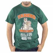 TANKED Otto T-Shirt, grün Bild 1