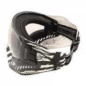 VForce Paintballmaske Profiler White Zebra, Special Edition 004