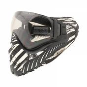 VForce Paintballmaske Profiler White Zebra, Special Edition 005