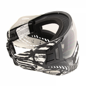 VForce Paintballmaske Profiler White Zebra, Special Edition 002