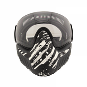 VForce Paintballmaske Profiler White Zebra, Special Edition Bild 6