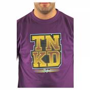 TANKED Zuse T-Shirt, aubergine 003