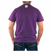 TANKED Zuse T-Shirt, aubergine Bild 4
