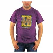 TANKED Zuse T-Shirt, aubergine Bild 1
