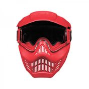 VForce Armor Field Vision Paintballmaske Gen 3, Single Glas, rot 003