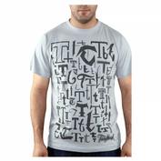 TANKED Gutenberg T-Shirt, grau 003