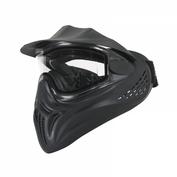 """Empire """"Helix"""" Paintballmaske mit Singleglas, schwarz Bild 2"""