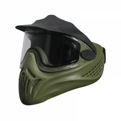 "Empire ""Helix"" Paintballmaske mit Thermalglas, oliv Bild 2"