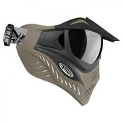 VForce Grill Jackal Special Forces Paintball Maske mit Thermalglas, Black on Taupe Bild 2