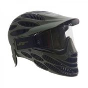 JT Spectra Flex 8 Full Coverage Paintballmaske, oliv 001