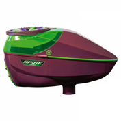 Virtue Spire 260, Hopper Loader, Special Edition Magenta-Lime, inkl. Feedgate Crown 2.5 001