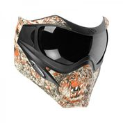 VForce Grill Paintballmaske, mit Semi HDR Glas, Grizzly Orange Bild 1