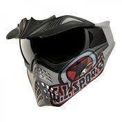 VForce Grill Paintballmaske, G.I. Sportz Logo, grau Bild 2