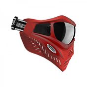 VForce Grill Paintballmaske, Red on Red 002