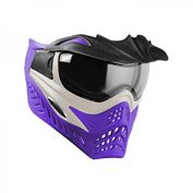 VForce Grill Paintballmaske, Silver on Purple Bild 1