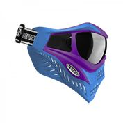 VForce Grill Paintballmaske, Purple on Blue Bild 2