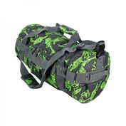 Planet Eclipse Holdall Tasche, Zombie Stretch Poison, grün Bild 3