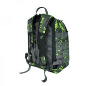 Planet Eclipse GX Gravel Bag Rucksack Zombie Stretch Poison, grün Bild 2