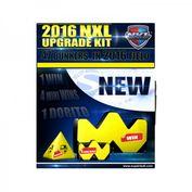 Sup'Air Ball NXL 2016 Pro Series Upgrade Kit, 6 Bunker 001