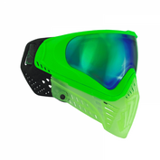 Virtue VIO XS Crystal Paintballmaske, Crystal Emerald