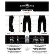 BunkerKings Supreme Pants Paintballhose, rot 003