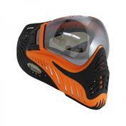 VForce Profiler Paintball Maske, Orange on Black 001