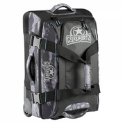 G.I. Sportz Fly'r 2.0 Paintball Tasche Roller Bag, grau-blau