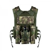 Planet Eclipse Paintball Taktik Weste Load Vest, HDE camo Bild 2
