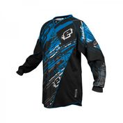 Planet Eclipse Rain Ice Paintball Jersey Trikot, blau Bild 2
