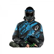 Planet Eclipse Rain Ice Paintball Jersey Trikot, blau Bild 4