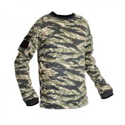 Valken V-Tac Kilo Combat Shirt Paintball Jersey, Tiger Stripe 001