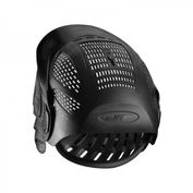 JT Premise Headshield Paintball Maske, Single Glas, schwarz Bild 2