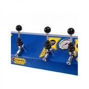 Manta 5-Outlet Fill Panel, Druckluft Füllanlage für Paintball Bild 3