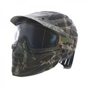 JT Spectra Flex 8 Full Coverage Paintballmaske, Camo mit Tarnmuster Bild 3