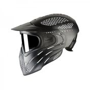 JT Premise Headshield Paintball Maske, Thermal Glas, schwarz 003