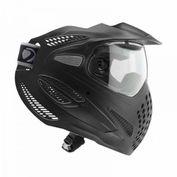 DYE SE Paintball Maske Thermal, schwarz 001