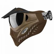 VForce Grill Falcon Special Forces Paintball Maske Goggle, sand-braun Bild 3