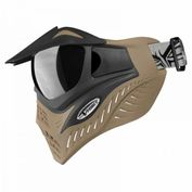 VForce Grill Coyote Special Forces Paintball Maske Goggle, sand-schwarz Bild 3