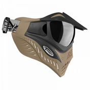 VForce Grill Coyote Special Forces Paintball Maske Goggle, sand-schwarz 002