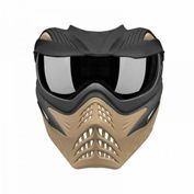 VForce Grill Coyote Special Forces Paintball Maske Goggle, sand-schwarz Bild 5