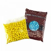 Mixed Paintballs, 500 Premium Paintball Kugeln 001
