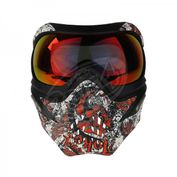 VForce Grill Joker Red Paintball Maske Goggle, limited Edition 003
