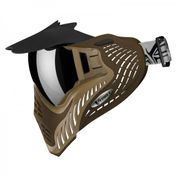 VForce Profiler Falcon Special Forces Paintball Maske Goggle, sand-braun 003