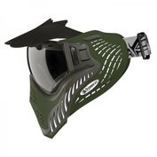 VForce Profiler Cobra Special Forces Paintball Maske Goggle, grau-oliv Bild 3