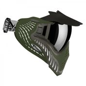 VForce Profiler Cobra Special Forces Paintball Maske Goggle, grau-oliv Bild 2