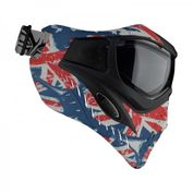 VForce Grill Union Jack Paintball Maske, limited Edition 002