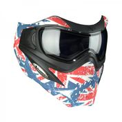 VForce Grill Union Jack Paintball Maske, limited Edition