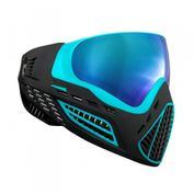 Virtue Ascend VIO Paintball Maske Aqua Ice, schwarz-türkis Bild 1