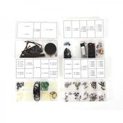 DLX Luxe Dealer Kit Paintball Ersatzteilset Spare Parts Kit